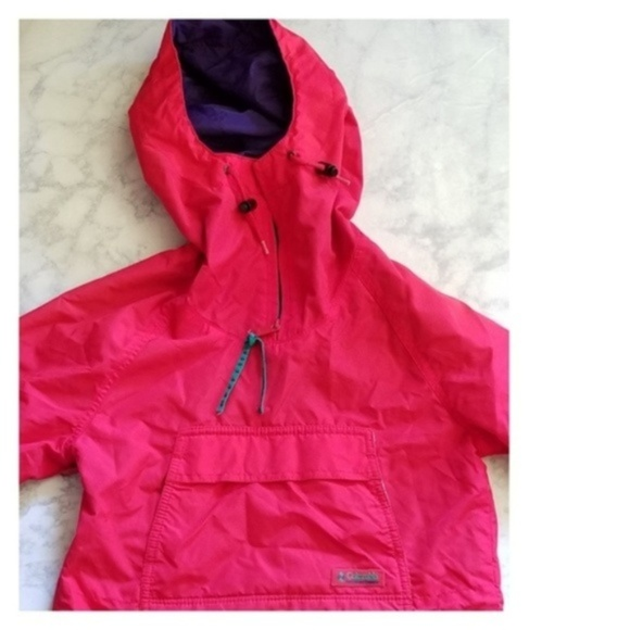 Columbia Other - Columbia Youth Size S Jacket Hoodie Pockets Coat